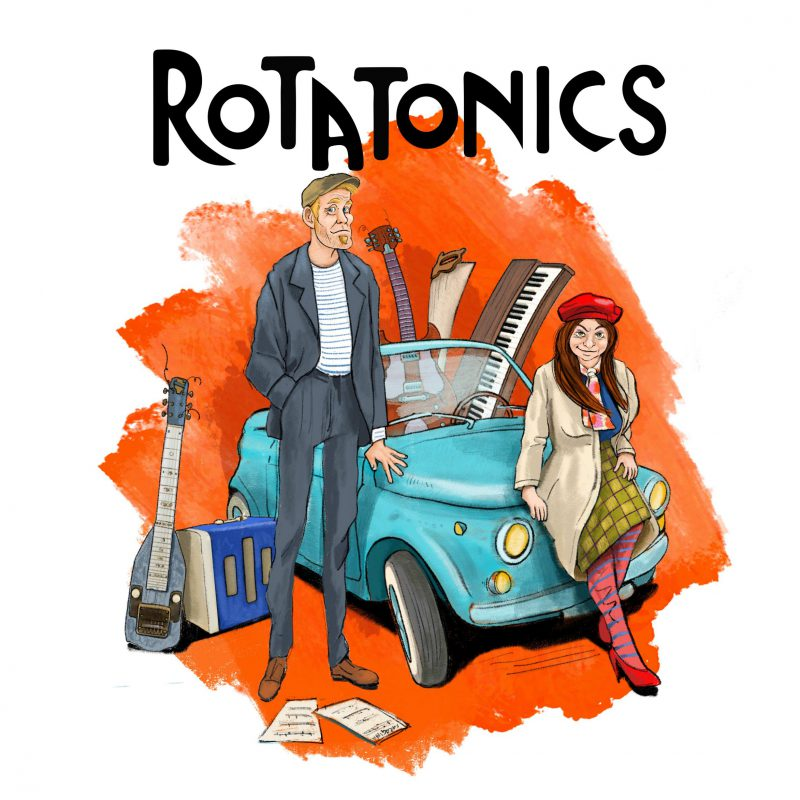 Rotatonics CI 2020
