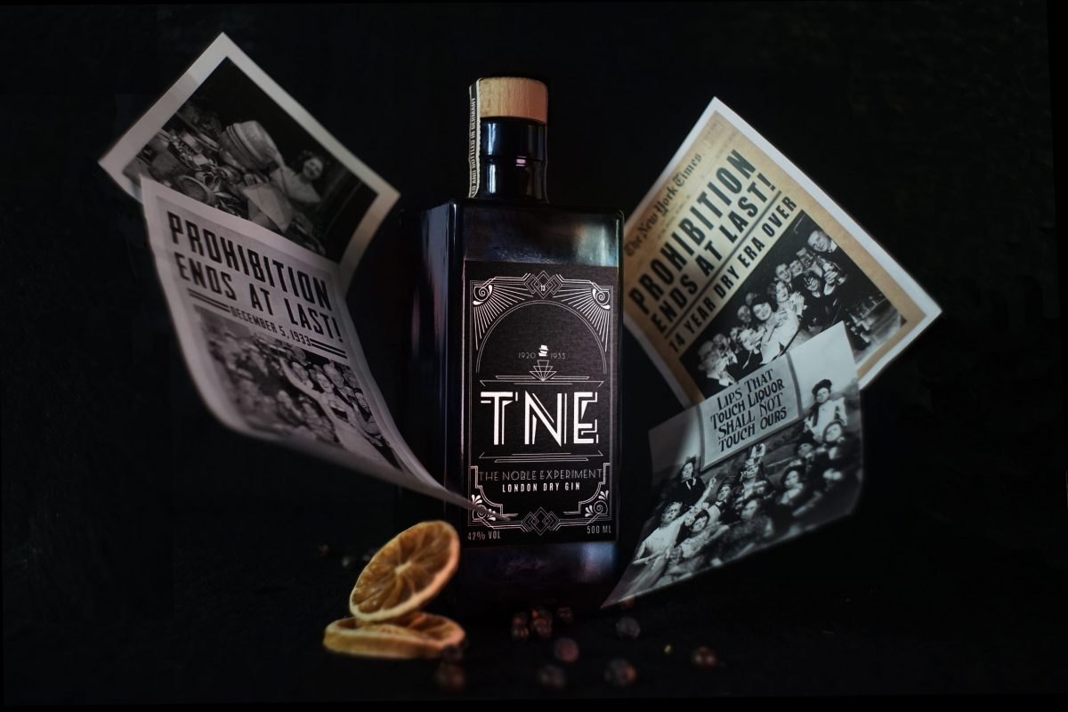TNE Prohibition ends by Darmstadt Distillers 2020