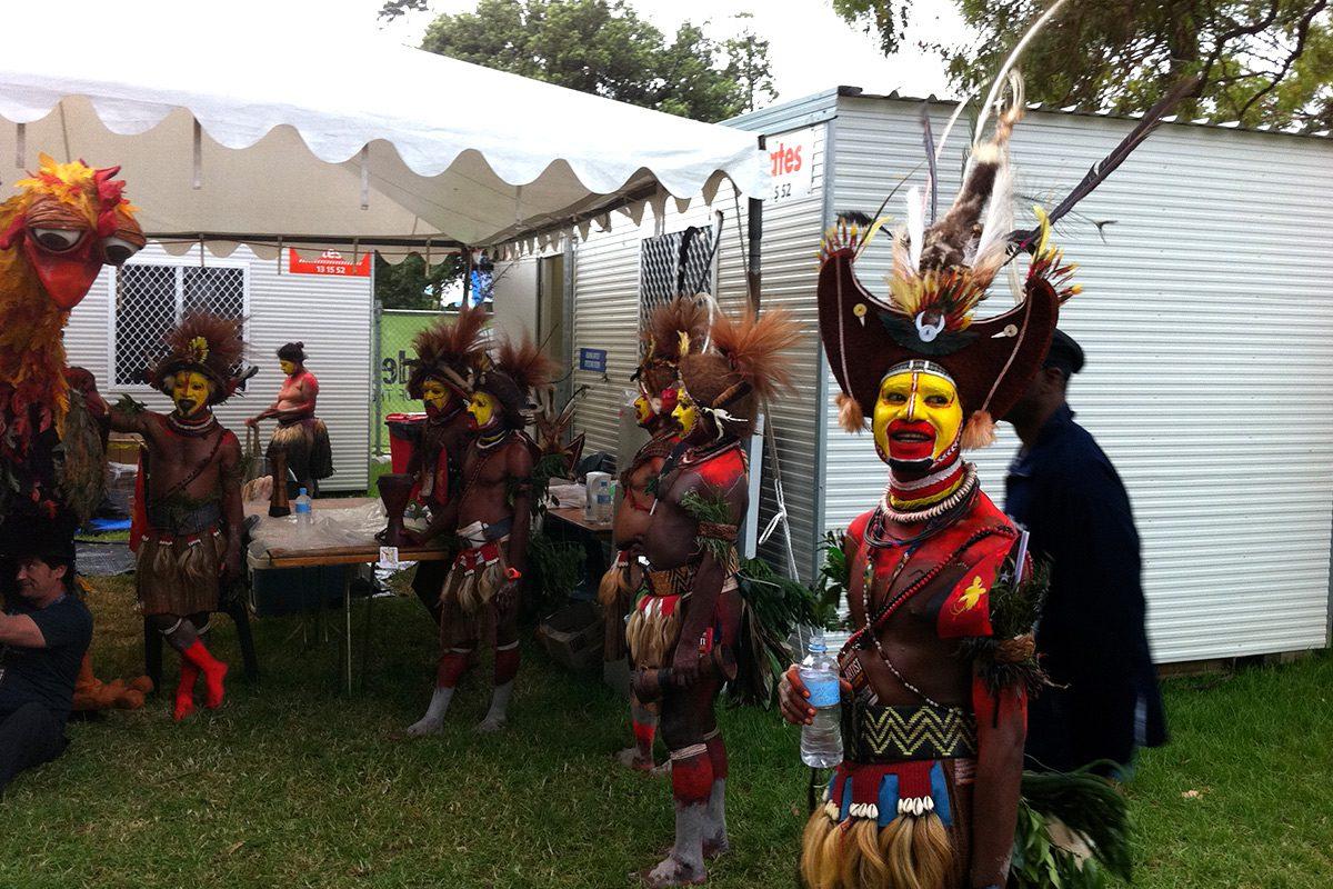 Womad Festival - Neu Seeland