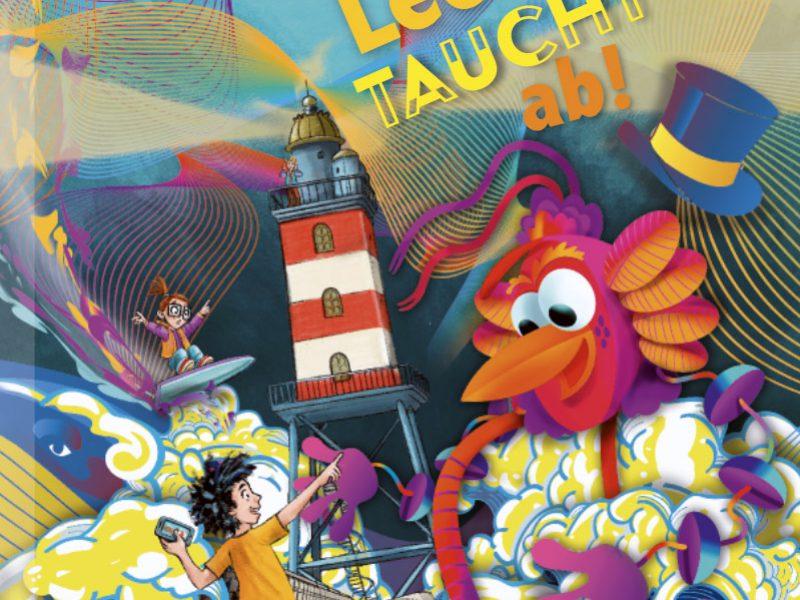 Leo taucht ab! - Kinderbuch Traumsalon edition 2019