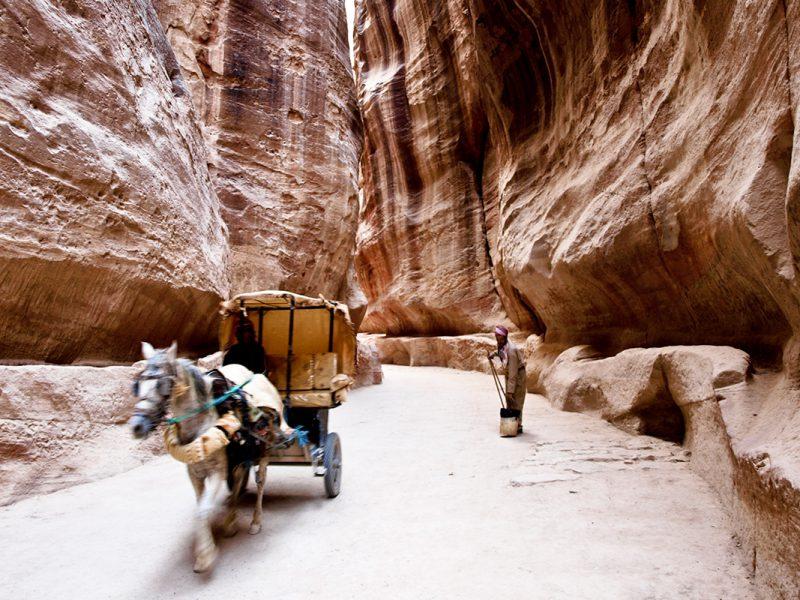 Petra - Jordanien 2009